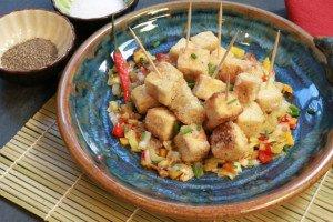 Crispy Salt & Pepper Tofu