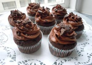Chocolate Supreme Cupcakes