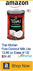 Thai Kitchen Lite Coconut Milk dips & sauces archives - asian caucasian food blog