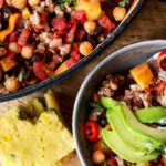 Asian-inspired pork chili
