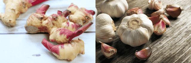 ginger garlic