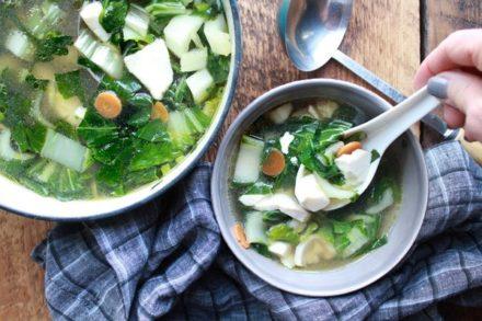 Thai Clear Soup