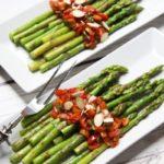 grilled asparagus