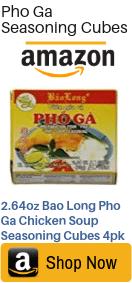 Pho Ga Seasoning Cubes