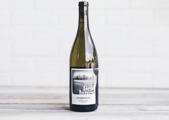 Scout & Cellar 2017 Fieldhouse Chardonnay wine