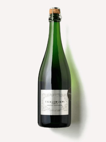 bottle of Scout & Cellar 2018 Ticklebumps Brut