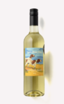 a bottle of Scout & Cellar 2019 Dove Hunt Dog sauvignon blanc