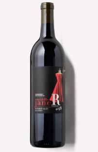 a bottle of Scout & Cellar Middle Jane Cabernet Sauvignon