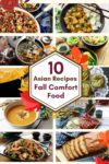 A roundup of 10 fall comfort foods for fall.